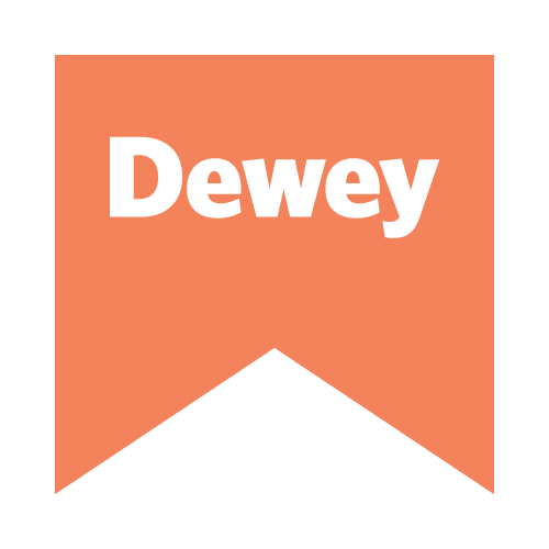 Dewey Bookmarks extension on Chrome