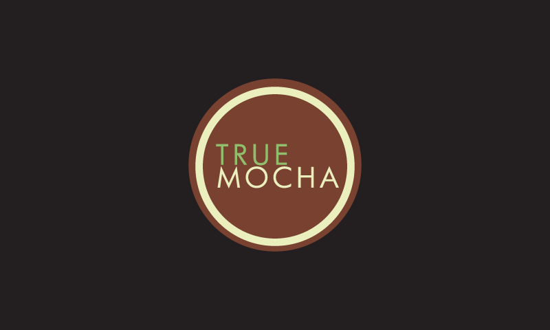 True Mocha - Brand logo design